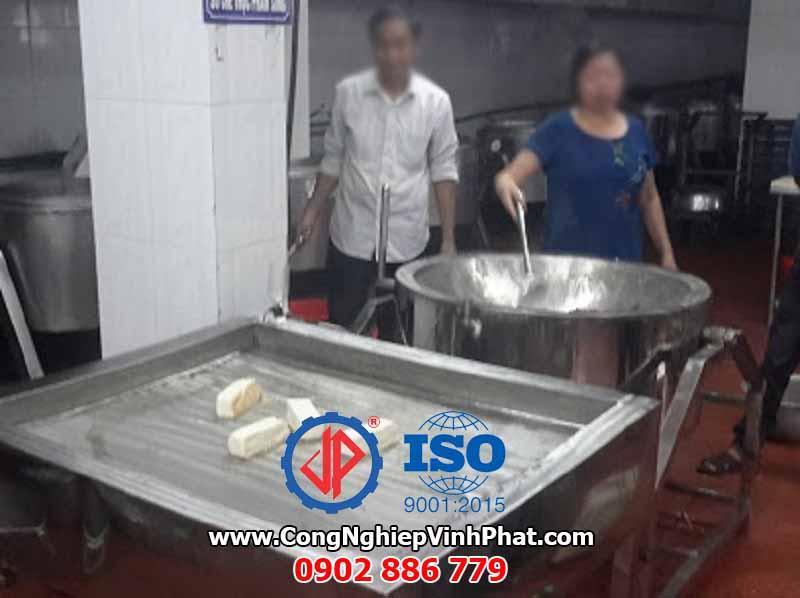 Bếp chiên công nghiệp, chảo rán bằng điện hiệu quả