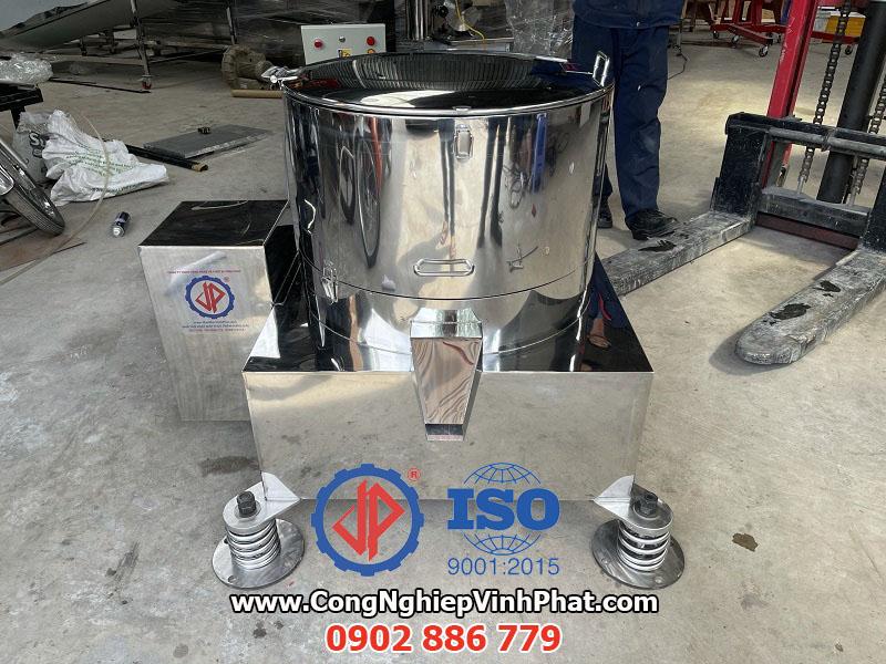 Máy vắt ly tâm 600mm 85 lít của công ty Vĩnh Phát