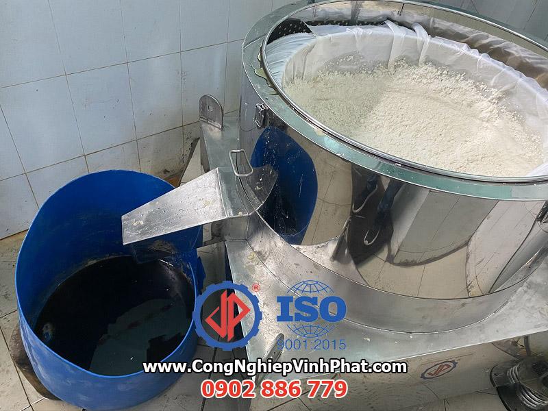 Hãy sử dụng và bảo quản máy vắt ly tâm inox, máy ly tâm công nghiệp để độ bền cao nhất