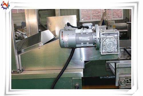 Dây chuyền máy chiên thực phẩm công nghiệp