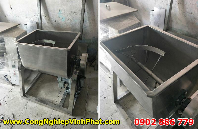 Máy trộn gia vị, máy trộn bột khố, bột ướt hiệu quả