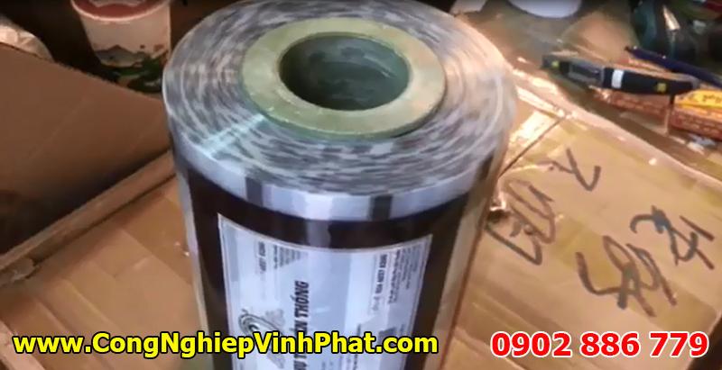 Nhận gia công, sản xuất bao bì, nhãn hộp cho máy dán miệng hộp nhựa